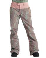 Burton Duffy Gore-Tex Snowboard Ski Insulated Pants Fawn Pink Brown Women's XXL