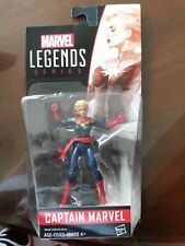 Marvel Legends - 3.75 - Captain Marvel