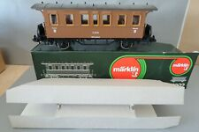 Märklin Spur 1 5802 Personenwagen 3 Kl E 2946 KWStsB (AM49-55R1/3)