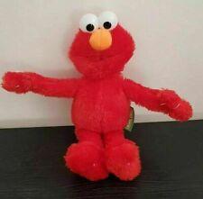 """Sesame Street ELMO 8"""" Plush Toy Soft Stuffed Doll Teddy RED"""