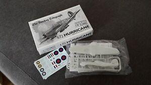 REVELL 1:72 Hurricane Model Kit - NEW!