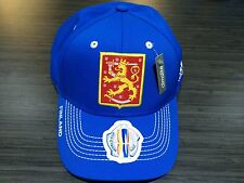 2016 World Cup of Hockey Team Finland adidas Hat Cap Flex Flex Large/X-Large