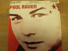 "EMI 2855 UK 7"" 45RPM 1978 PAUL RAVEN ""TOWER OF STRENGTH"" EX PROMO, MONO"