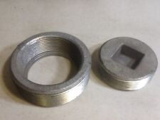 Reducing Bushing Pack of 3 Pack of 3 Threaded Steel Rb-324S O-Z//Gedney Rb-324S