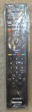 Genuine original sony RM-YD057  LCD TV REMOTE CONTROL