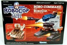 RoboCop Movie Robo-Command Vehicle With Figure Kenner Ultra Police Laser (MISB)