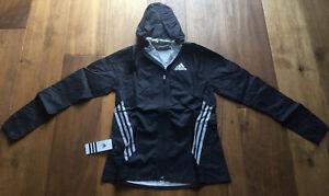 Adidas AZP Adizero Performance Rain Jacket Outdoor Running Damen [Gr.36 /S] *NEU