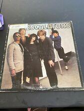 Escalators  Record Album