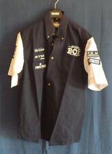 shirt camicia Drivers Paddock RACING BOX manica corta