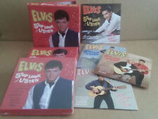 Elvis Stop Look And Listen Ultimate Spinout Recording Sessions 3 CD New & Sealed