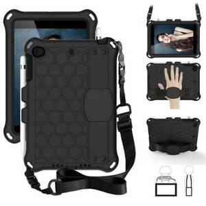 For iPad Mini 1 2 3 4 5 2019 Case EVA Foam Shockproof Portable Cover w/ Pen Slot