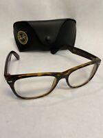 Ray Ban RB 2132 Wayfarer Clear Eyeglasses Frame