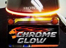 Honda VT750 Spirit/Phantom Fender Eliminator LED Brake & Turn Signal Kit - Smoke