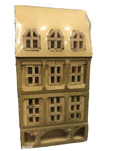 Kapla Natural Color Wooden Building Blocks  Strasburg House Brand New Unused