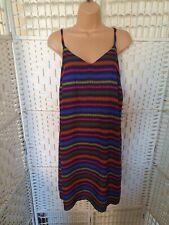 Vestido de verano señoras de cambio de tamaño 12 por tu