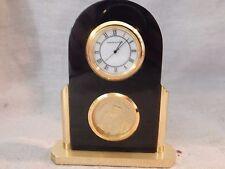 Vintage Hamilton Joe Camel Executive Desk Clock HTF Rare