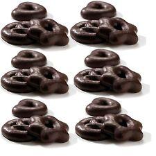 3x WEISS 500g Schokoladen Lebkuchen Zartbitter Herzen Sterne Brezeln SE Pack