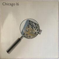 CHICAGO 16 LP WEA 1982 GERMAN ALSDORF PRESS NEAR MINT PRO CLEANED