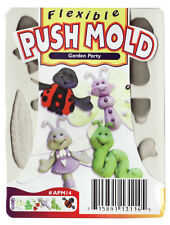 Sculpey Push Molde-Garden Party