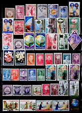PHILIPPINES: 1960'S STAMP COLLECTION WITH SETS