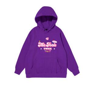 Kpop TWICE The Feels Album Unisex Cotton Cap Hoodie Coat