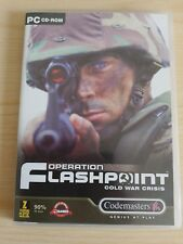 Operation Flashpoint: Cold War Crisis (PC, 2001) - European Version G1