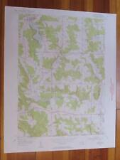 Clymer New York 1957 Original Vintage USGS Topo Map