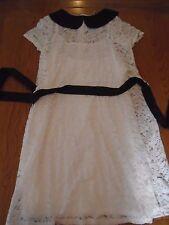 BNWT ladies white lace dress - Club L. size 12.    (1/3)