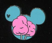 DLR Hidden Mickey Food Cotton Candy Disney Pin 108535