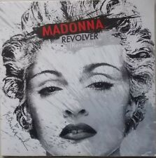 Cover Art :  Mr Brainwash / Madonna , Double Vinyl Original  2010 , Street Art