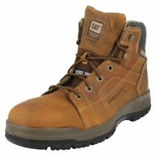 CAT Boots for Men with Steel Toe