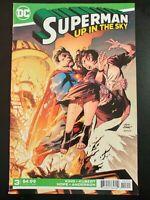 ⭐️ SUPERMAN: Up in the SKY #3 (2019 DC Comics) VF/NM Book