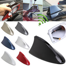 Universal Shark Fin Style Car Roof Aerial FM/AM Radio Signal Auto SUV Antenna