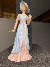 2003 Home Interiors Homco porcelain figurine woman Camille 14039-03