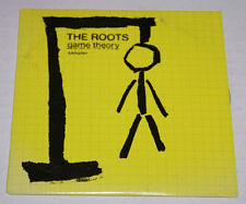 The Roots Game Theory Sampler Promo CD 5 track Def Jam hip hop 2006 Good Oop