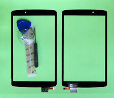 Vitre Ecran Tactile/Touch Screen Glass pour LG G Pad 8.0 V480 V490 Tablet