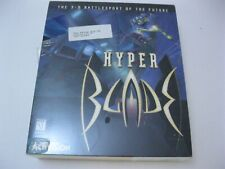 Hyper Blades new sealed PC game big box CD-ROM Activision