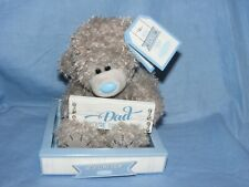 Dad Youre The Best Present FP701010 Boxed NEW Me To You Tatty Teddy Bear Plush