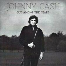 JOHNNY CASH - OUT AMONG THE STARS  (NEW SEALED CD)