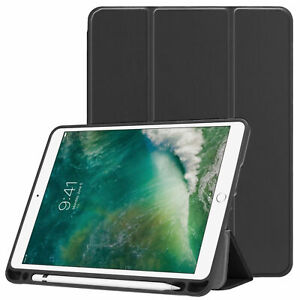 Cover For Apple IPAD 2017 2018 9,7 Pen-Holder Case Pouch Case