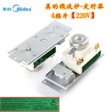 Microwave Oven Timer Regulating Switch 220V For Midea Without Barbecue Function