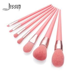 Jessup Makeup Brush Set Kabuki Powder Foundation Cosmetic Tool Blending Brush