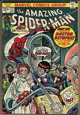 AMAZING SPIDER-MAN #131 MARVEL 1974 AUNT MAY MARRY DOCTOR OCTOPUS? HAMMERHEAD VF