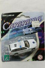 Cararama 1:64 Scale BMW POLICE INTERCEPTOR