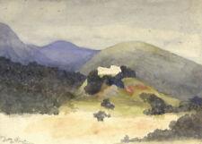 Peintures du XXe siècle et contemporaines etude en paysage