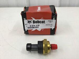 BOBCAT - HYDRAULIC OIL PRESSURE SWITCH 6674316
