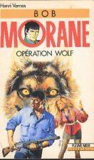 BOB MORANE Fleuve Noir 36 Opération Wolf Henri VERNES livre roman book boek buch