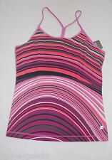 Womens Tank Top ENERGY ZONE Racer Back YOGA Cami Tank LAVENDER PINK  M 8-10