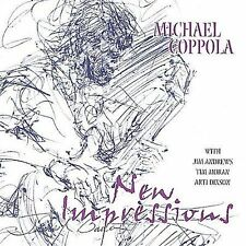 New Impressions 2003 by Coppola, Michael CD
