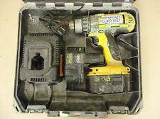 DeWalt 1/2in Cordless Drill/Driver XRP 14.4V 0-450/0-1400/0-1800 RPM DW983